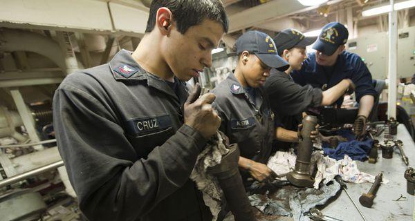 Navy Engineman