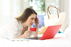 Worried guest having problems buying on line.