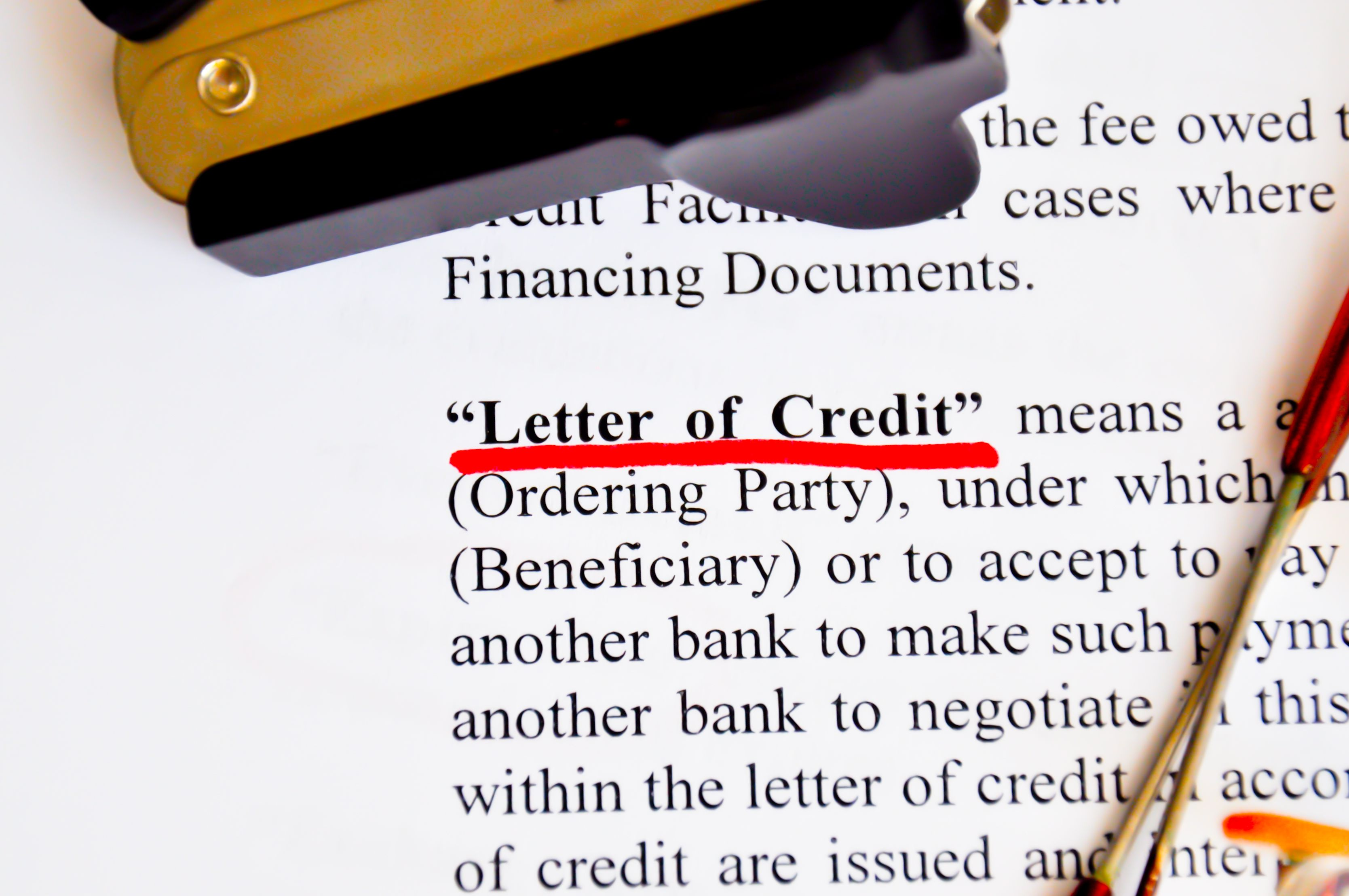 Standby Letter Of Credit Sloc Definition