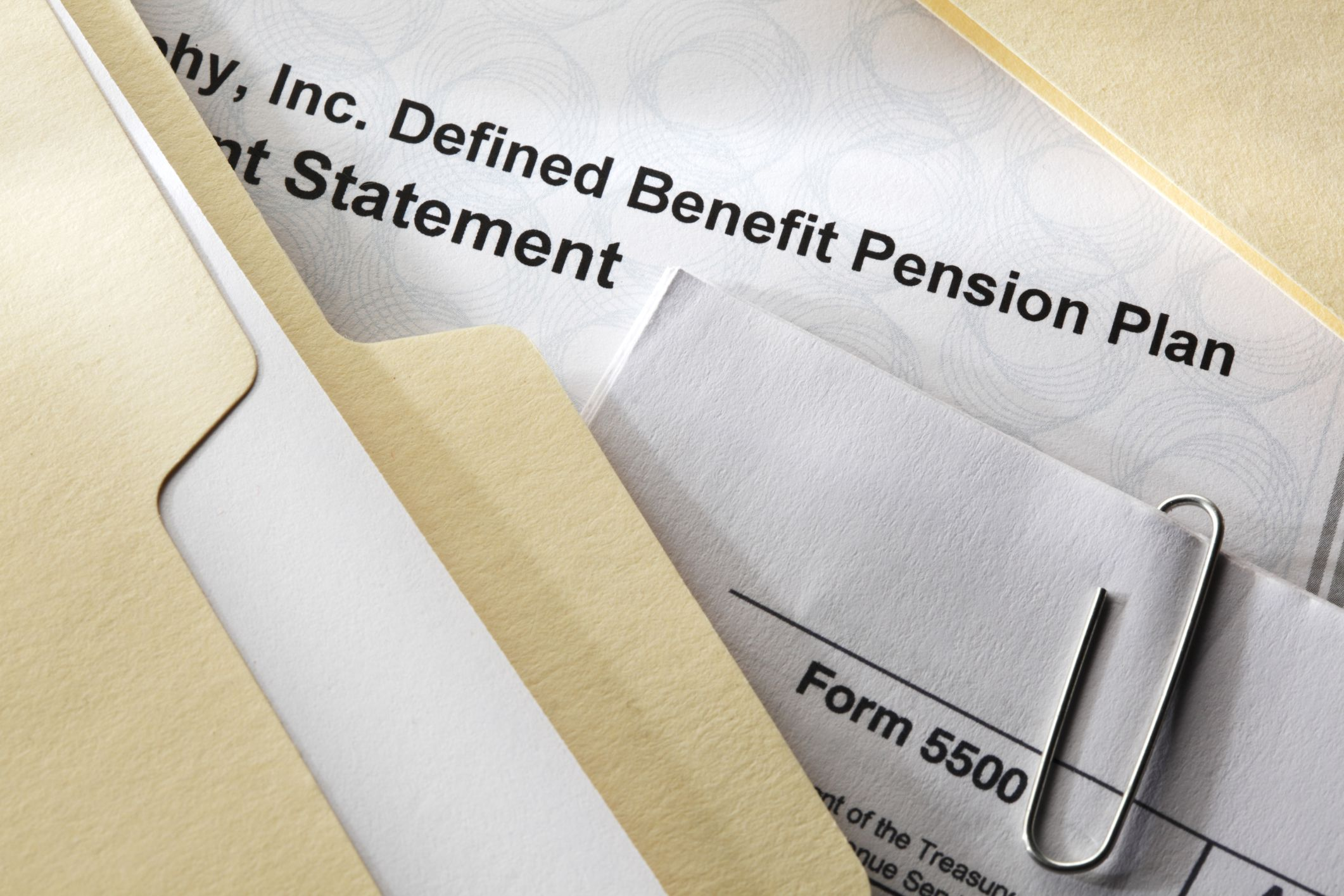 An Overview of the Pension Benefit Guaranty Corporation (PBGC)