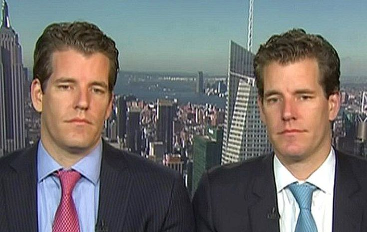 How The Winklevoss Twins Store Their Crypto Fortune