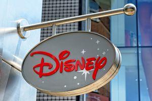 Image of Disney sign