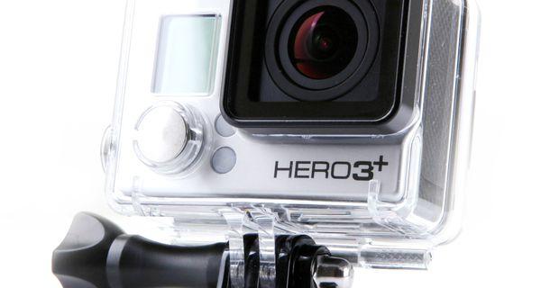 Image of GoPro camera