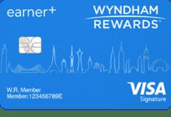 Wyndham Rewards® Earner℠ Plus Card