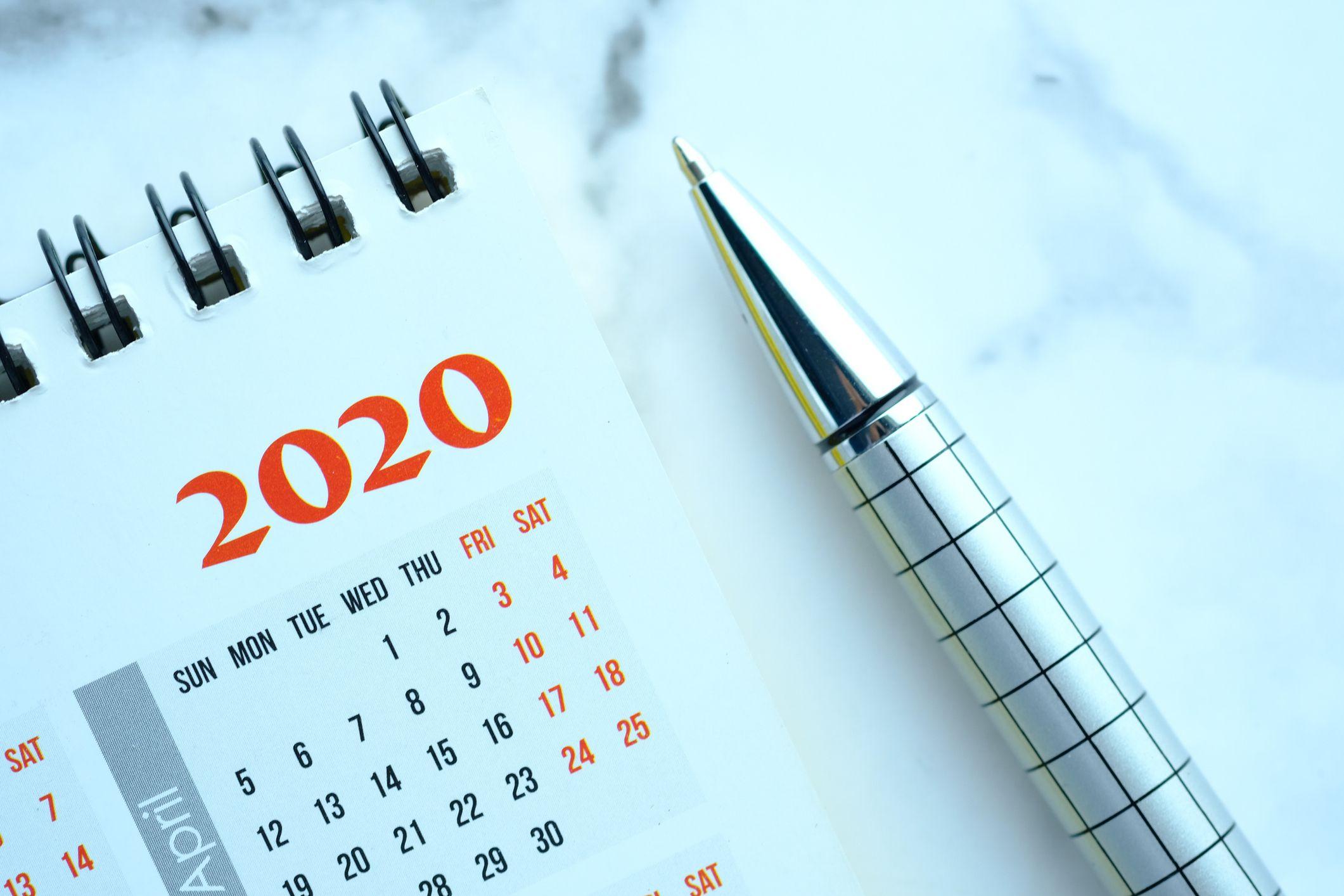 Calendar Year Definition