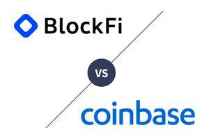 Blockfi vs Coinbase