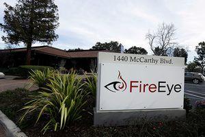 Image of FireEye sign
