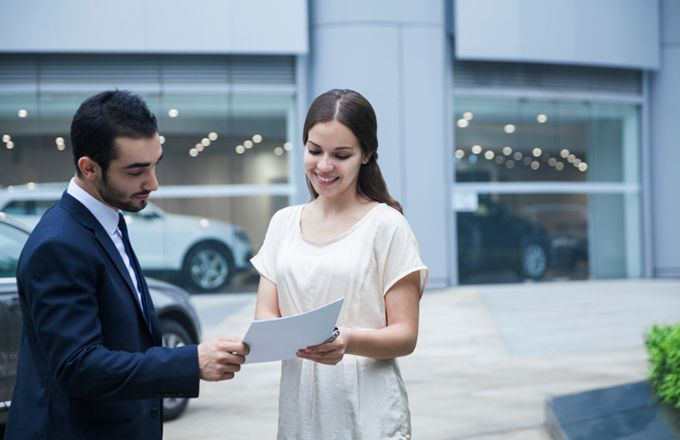 Car Salesman Salary: Indirect Loan Definition