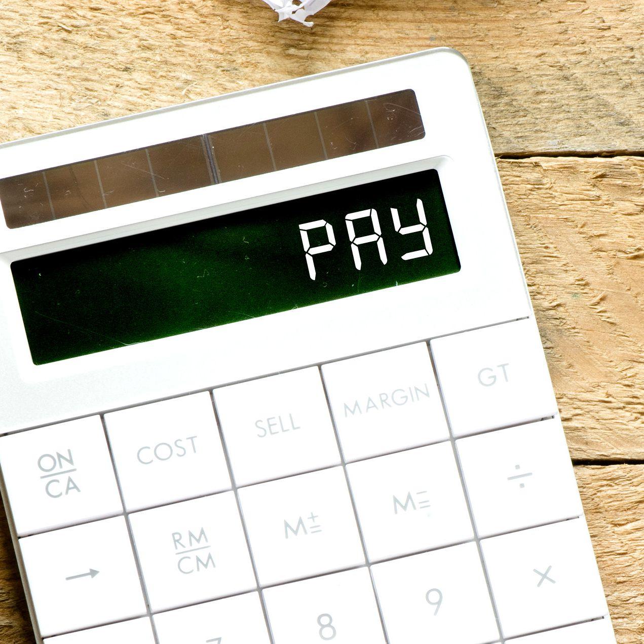 Defining Take-Home Pay