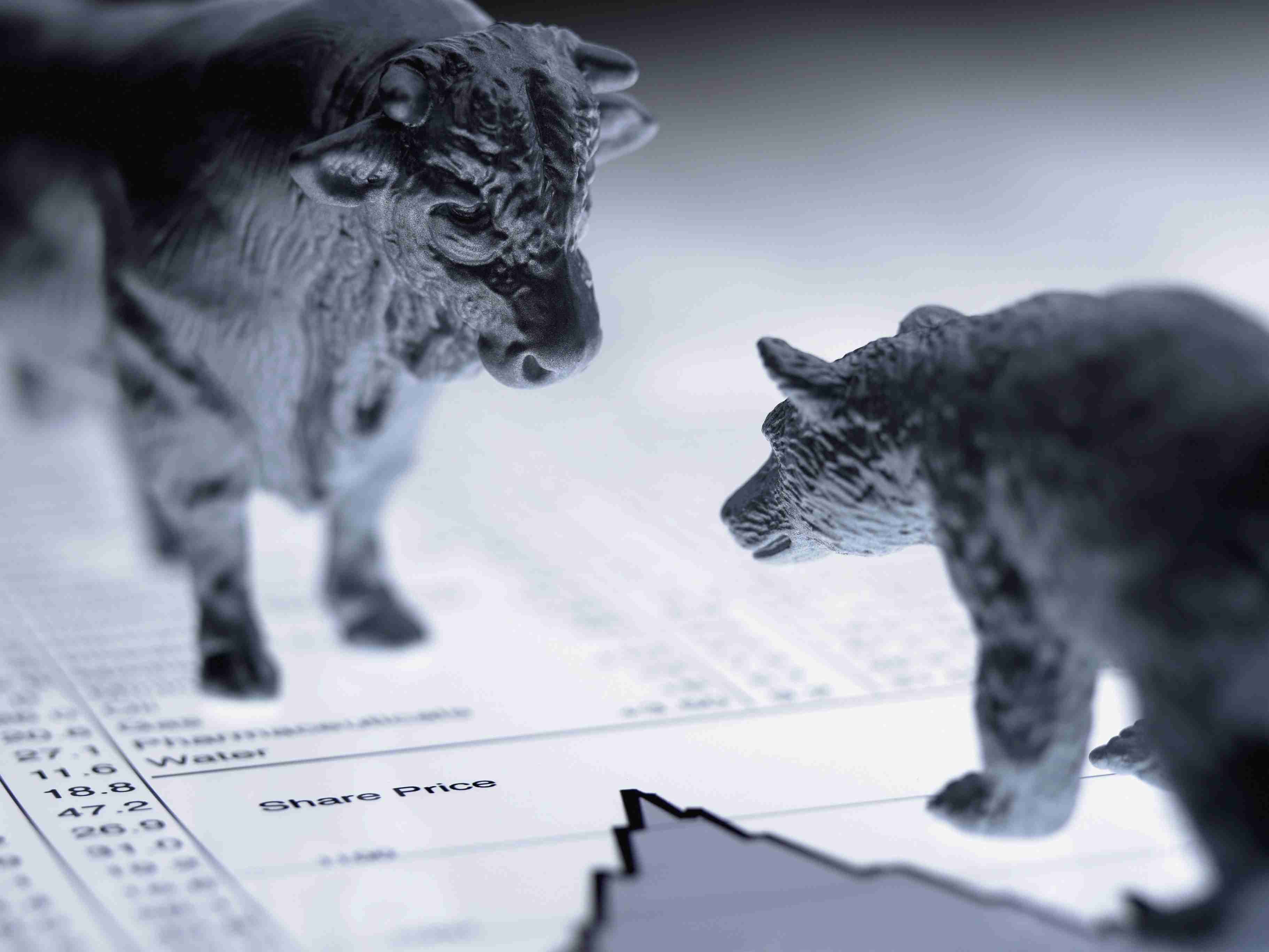 Where Did the Bull and Bear Market Get Their Names?
