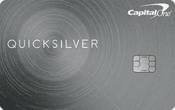 Capital One Quicksilver Student Cash Rewards Credit Card