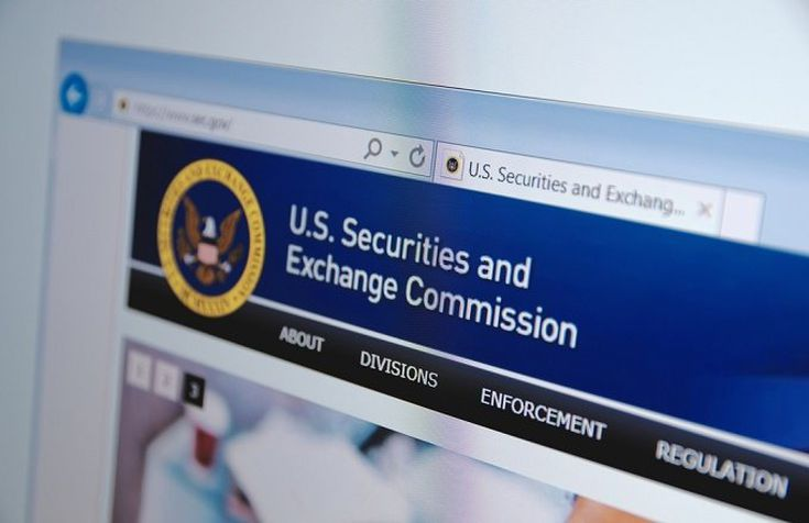 which cryptocurrency exchanges are registered with the sec