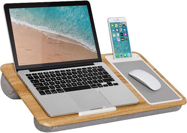 LapGear Lap Desk with Device Ledge