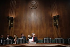 Senate Judiciary Committee Holds Hearing On Pending Nominations