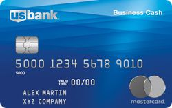 U.S. Bank Business Cash Rewards World Elite™ Mastercard®