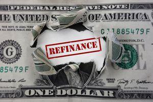 Refinancing dollar rip