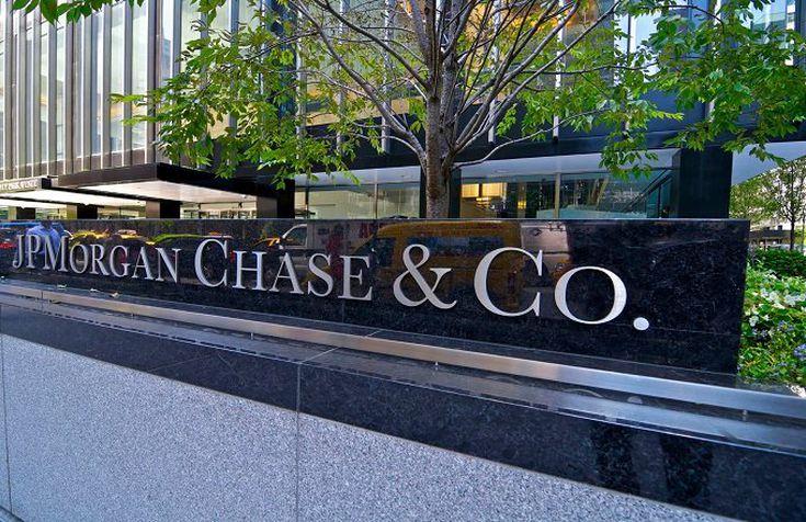 The Top 5 JP Morgan Shareholders (JPM)