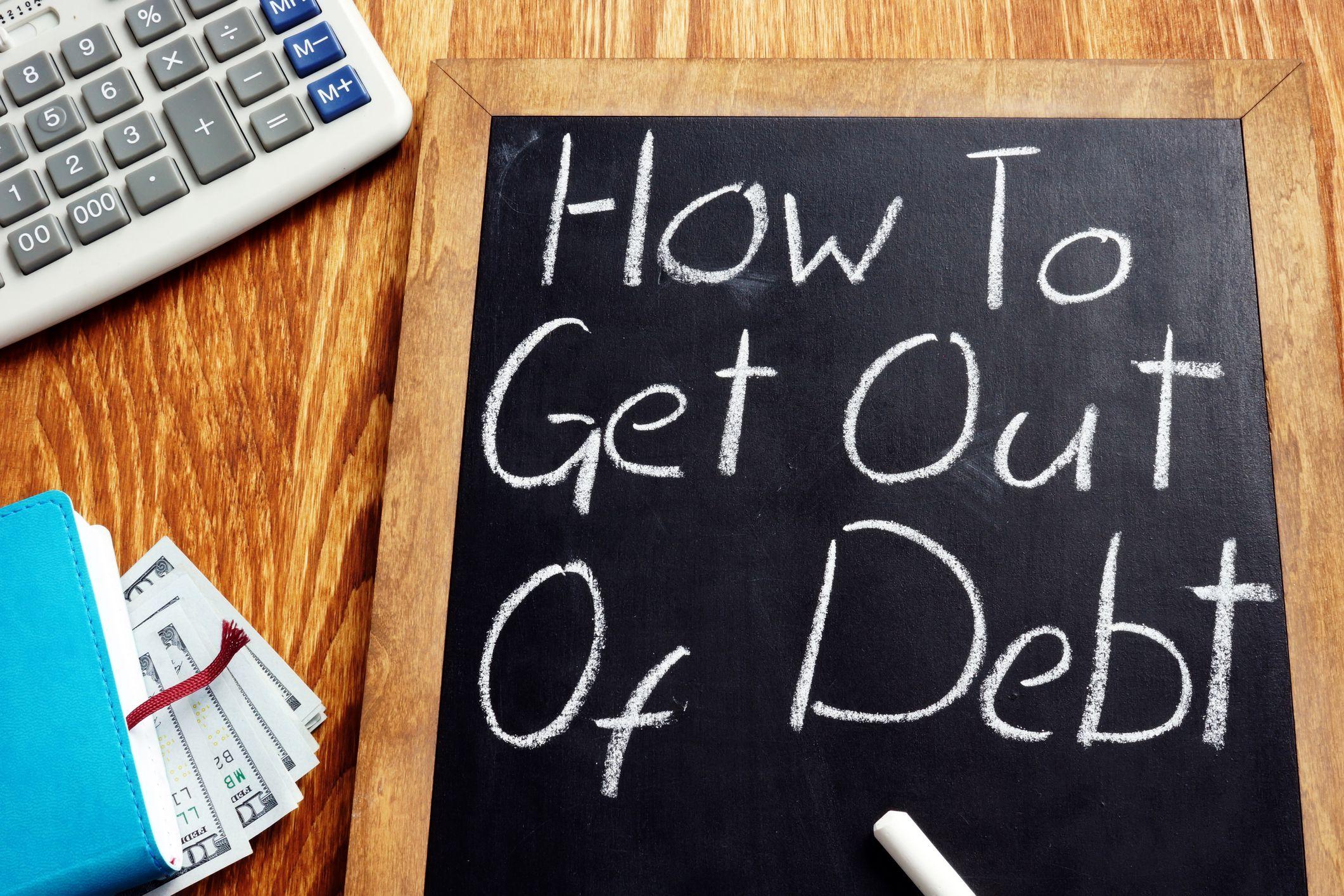 Debt Relief Definition