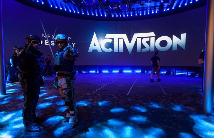 How Activision Is Winning the Video Game Wars