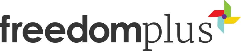 Freedom Plus logo