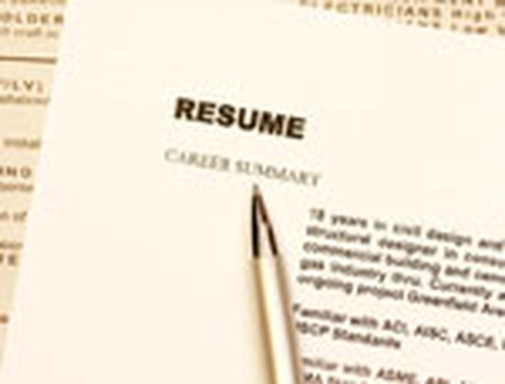 Top 12 Things Not To Put On Your Resume
