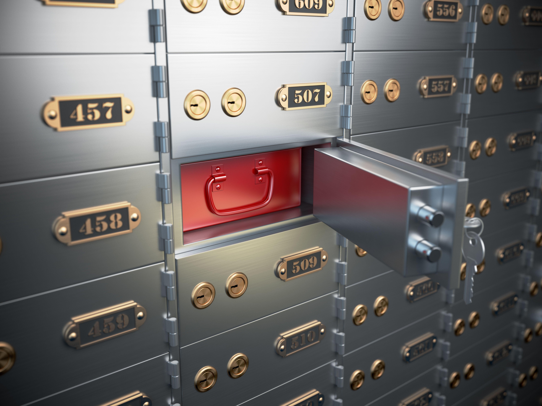 Safe Deposit Box Definition