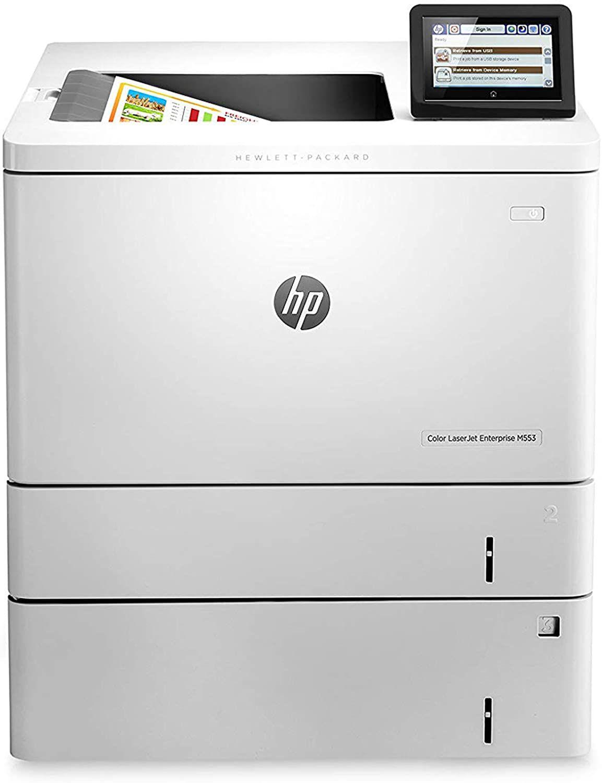 HP LaserJet Enterprise M553x Color Printer