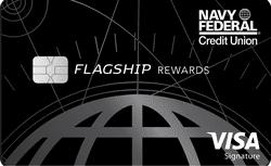 Navy Federal Visa Signature® Flagship Rewards