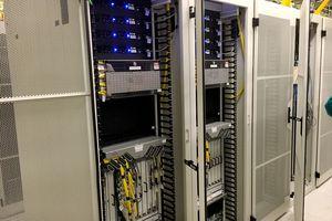 Data center infrastructure upgrade