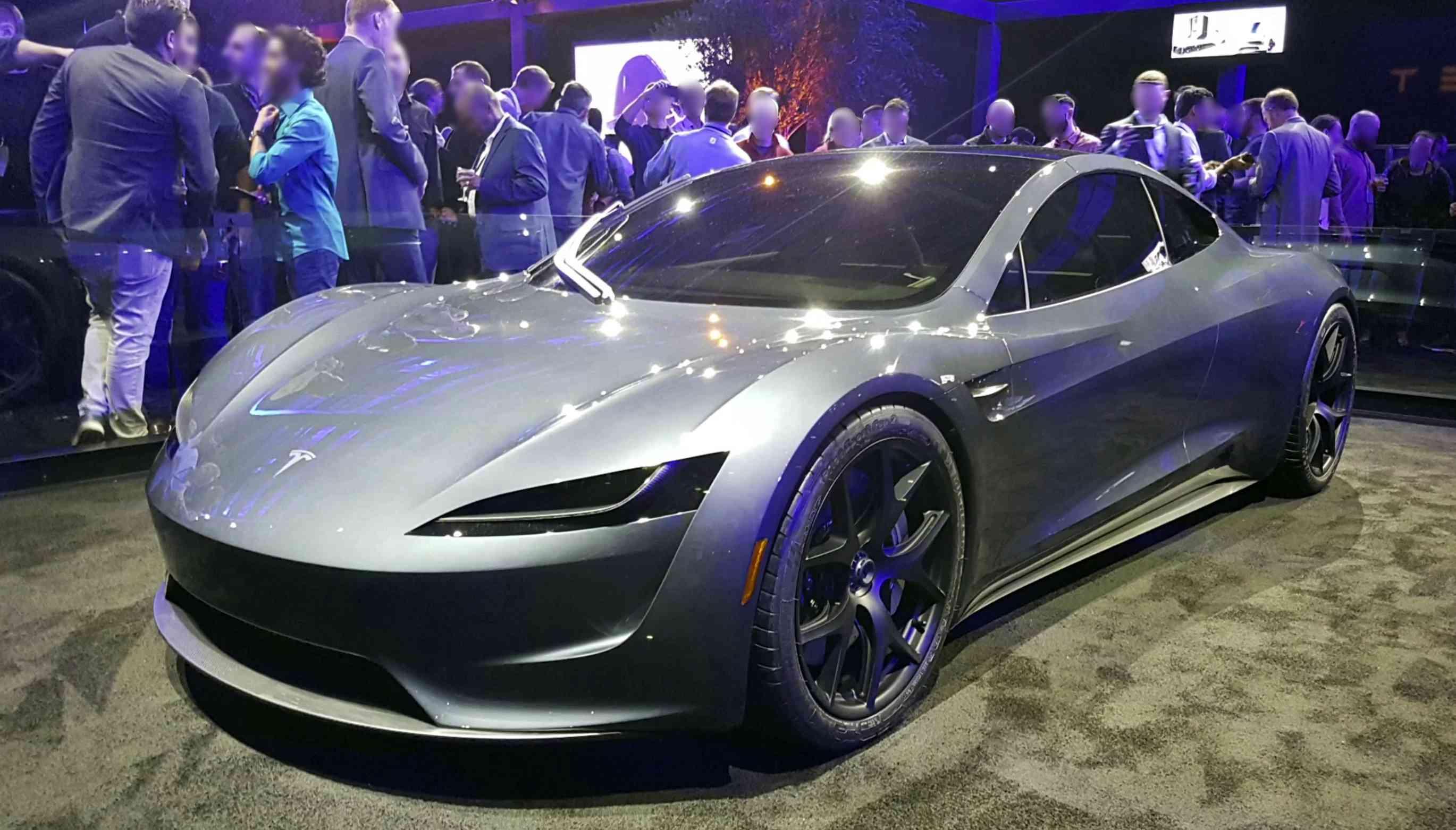 Who Are Tesla S Tsla Main Competitors