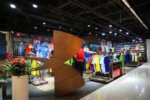 Image of Under Armour store