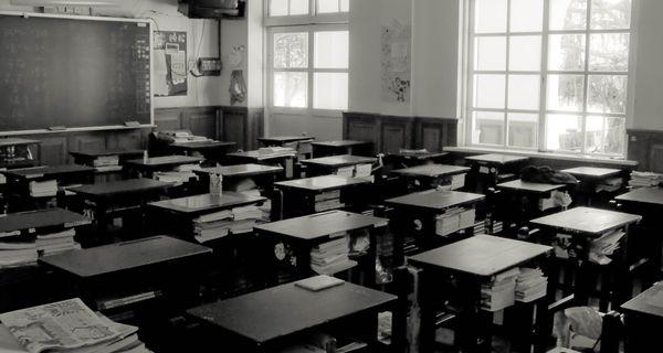 School Classroom, Taiwan