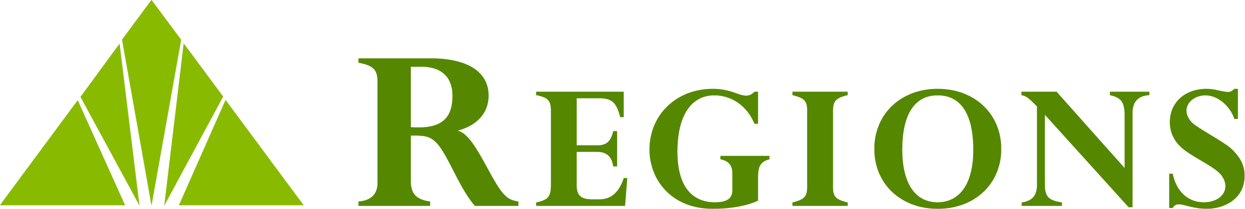 Regions company logo