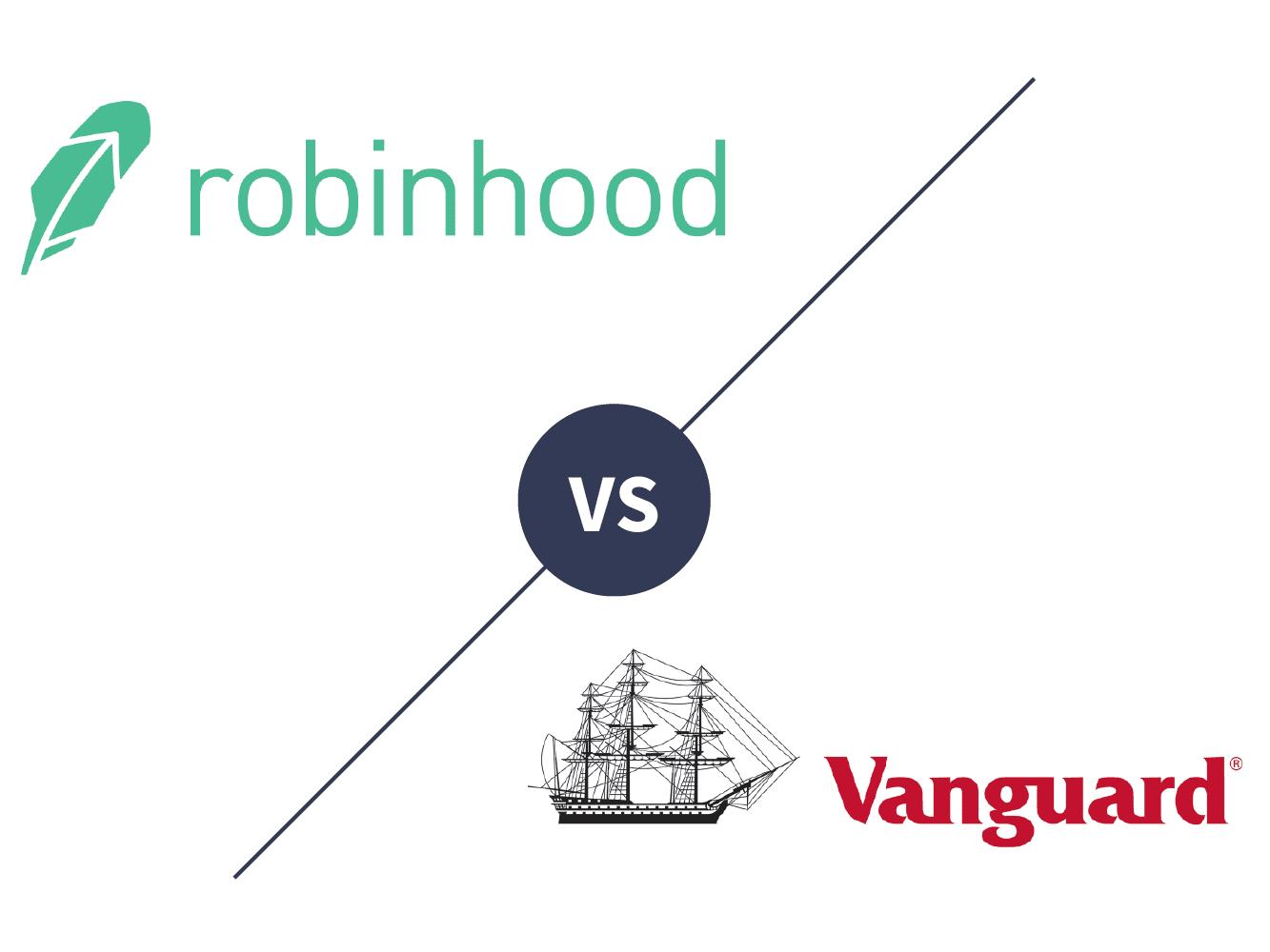 Robinhood vs  Vanguard 2019