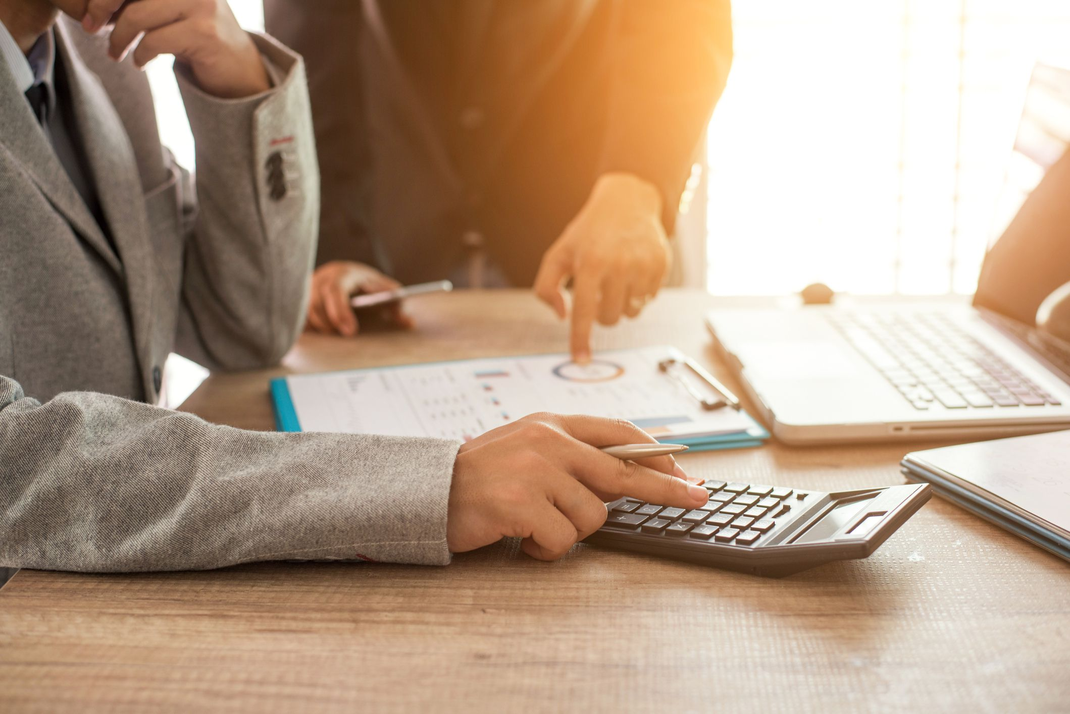 Tax Accounting Definition