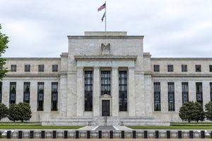 United States Federal Reserve building, Washington DC, USA