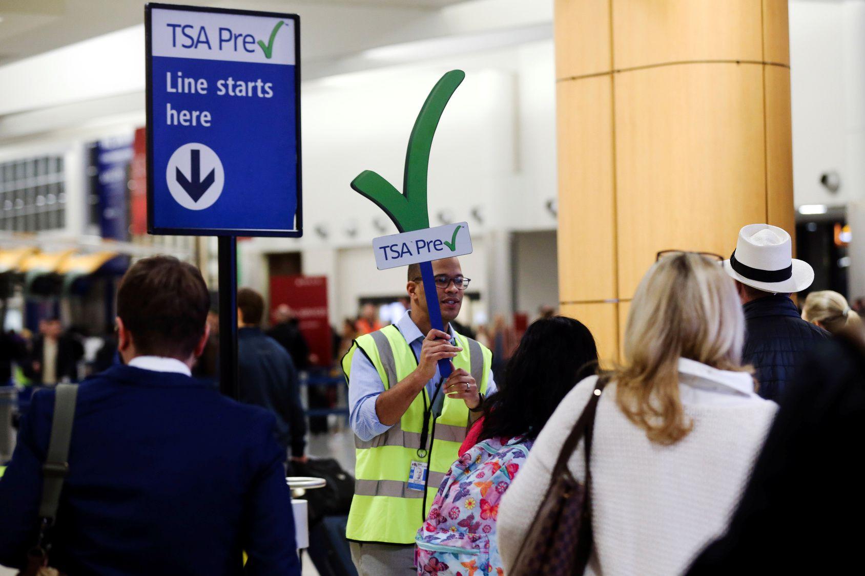 TSA PreCheck Definition