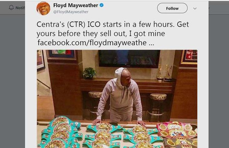 how to advertise ico