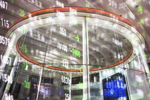 Stock index with Tokyo stock exchange