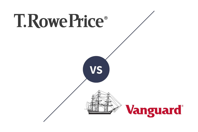 T  Rowe Price vs  Vanguard 2019