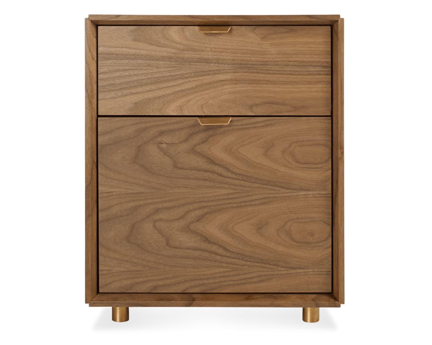Blu Dot Dang Two-Drawer File Cabinet