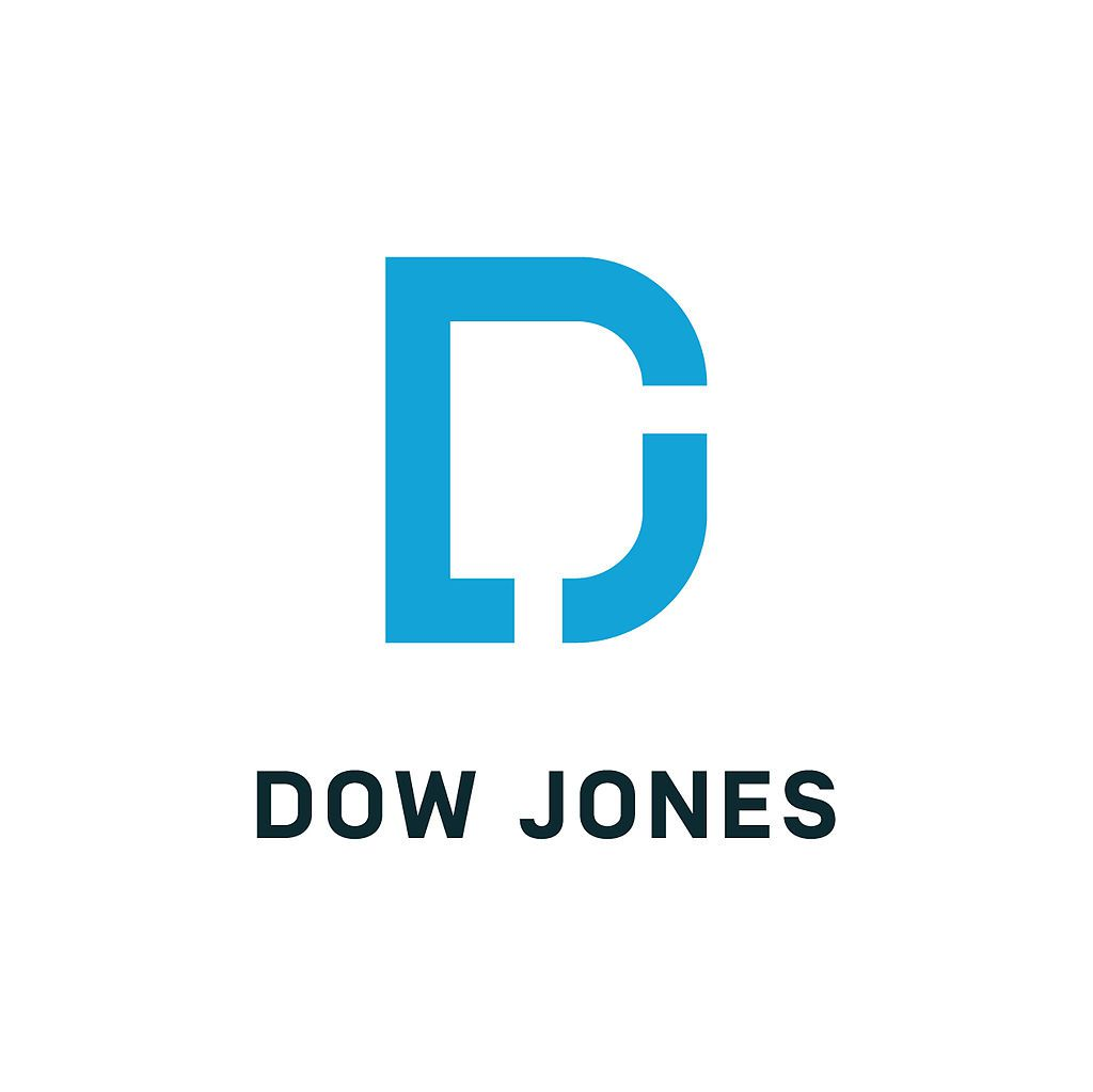 What does the Dow Jones Industrial Average measure?