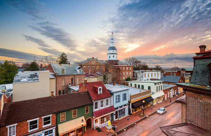 10 Wealthiest States in the United States