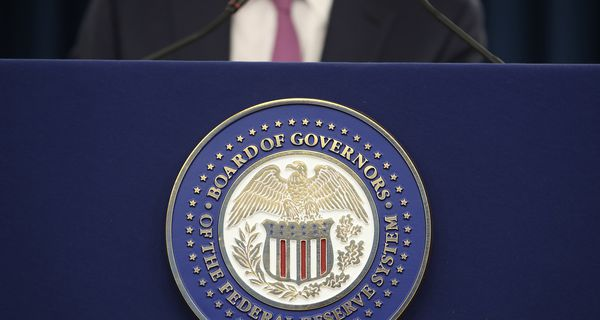 Federal Reserve Chair Jerome Powell Holds News Conference After Federal Open Market Committee Meeting