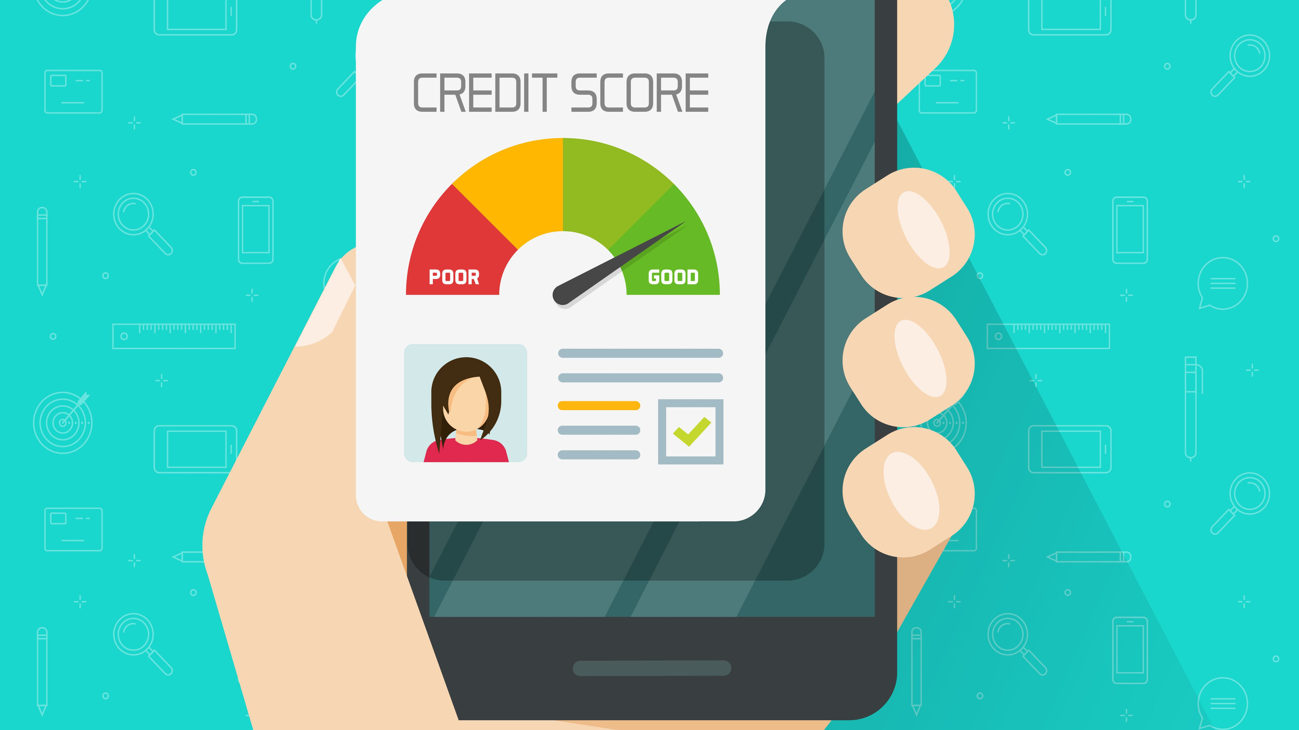 550 Credit Score Home Loan >> How Bad Is My Credit Score