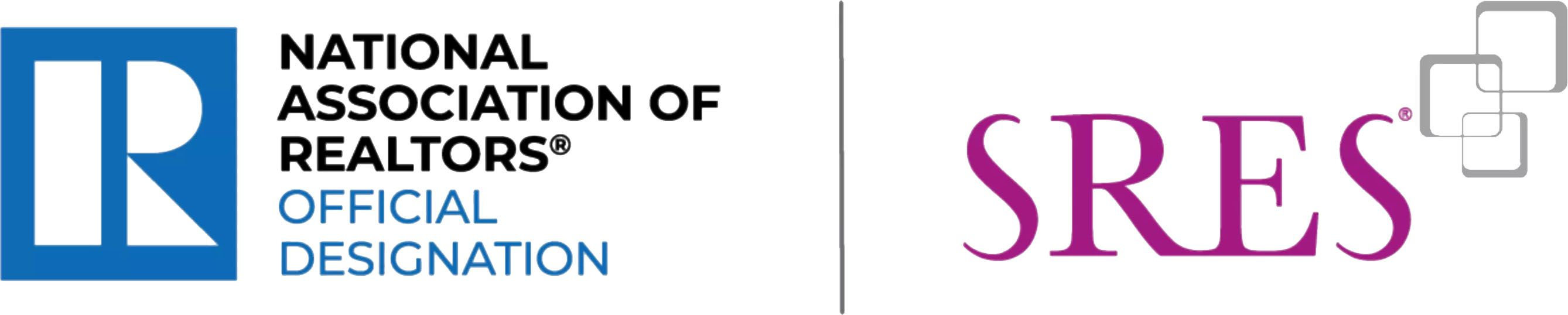 National Association of Realtors Official Designation SRES