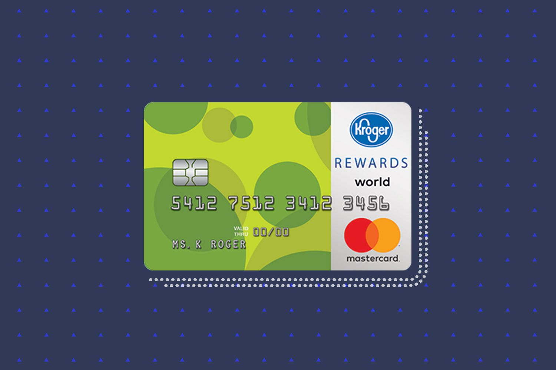 Kroger REWARDS World Mastercard Review