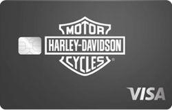 U.S. Bank Harley-Davidson® Visa® Secured card
