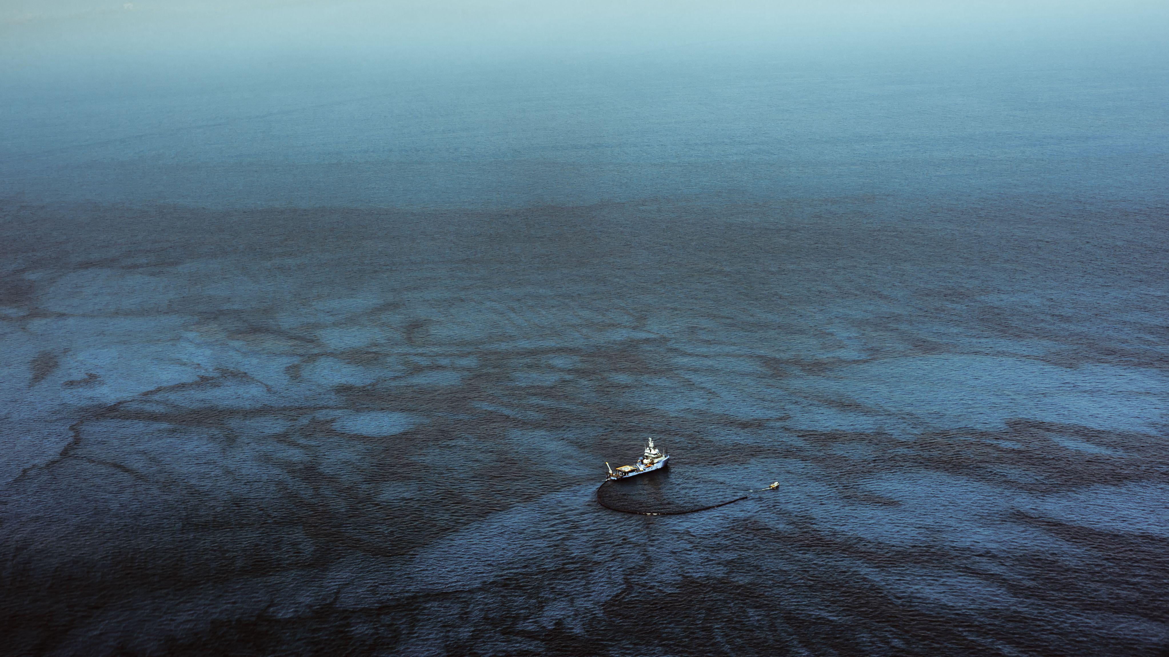 BP Oil Spill Definition