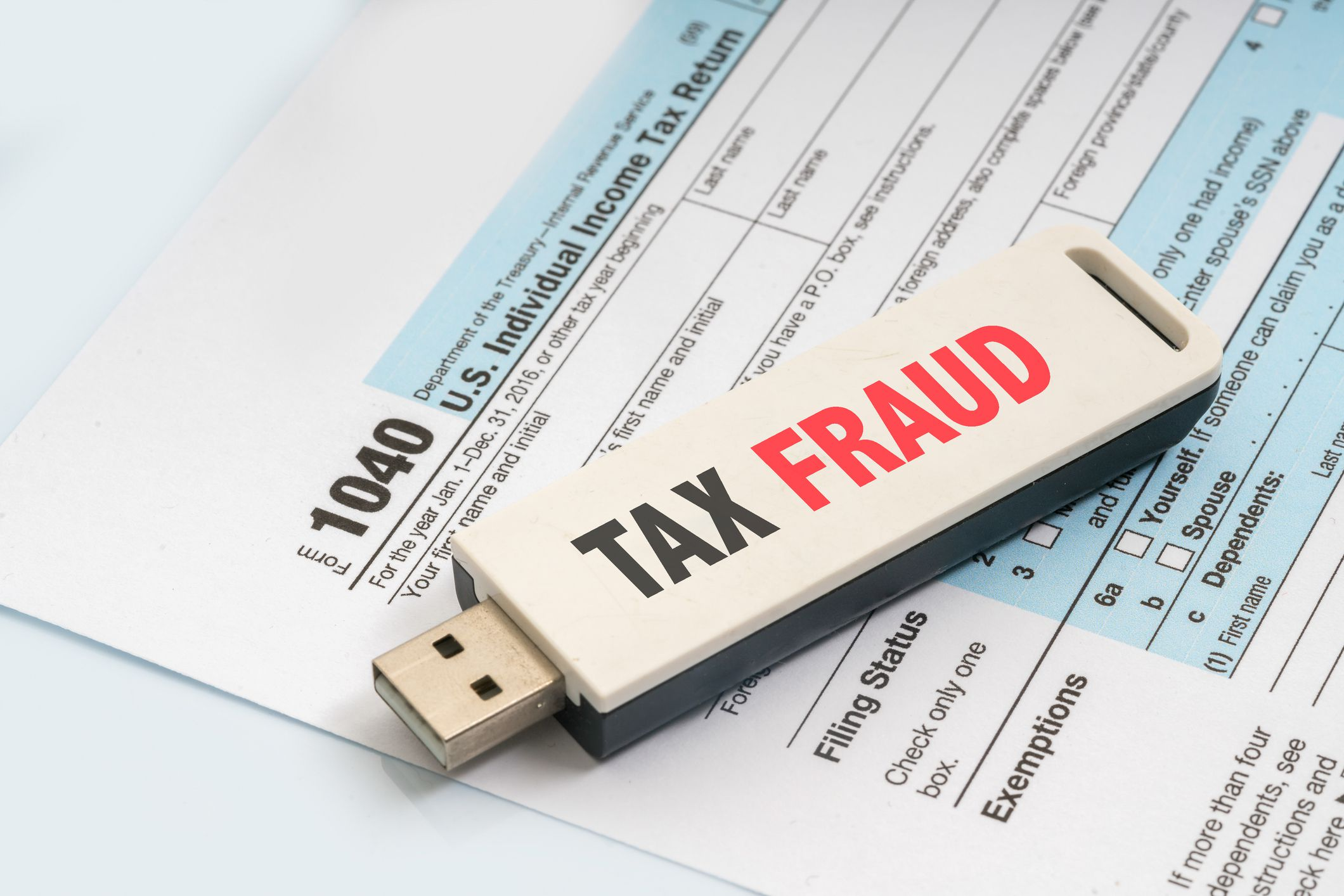 Tax Fraud Definition